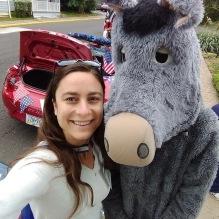 Lauren & Donkey