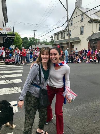 Lauren & resident