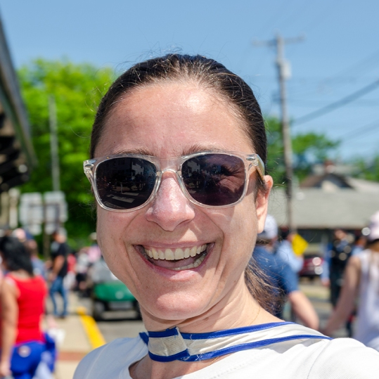 Lauren Lareau, LMDC, Langhorne Memorial Day Parade, May 27, 2019